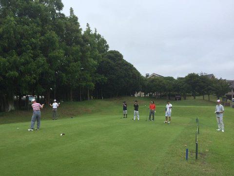 第25回NSDゴルフコンペ