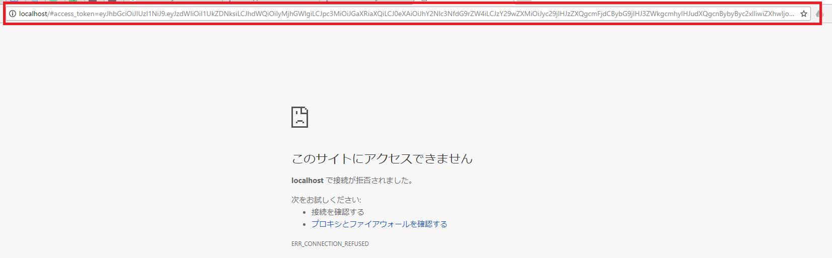 URL表示