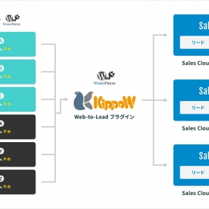 KippoW – Web-to-lead WordPress Plugin for Salesforce ユーザーマニュアル