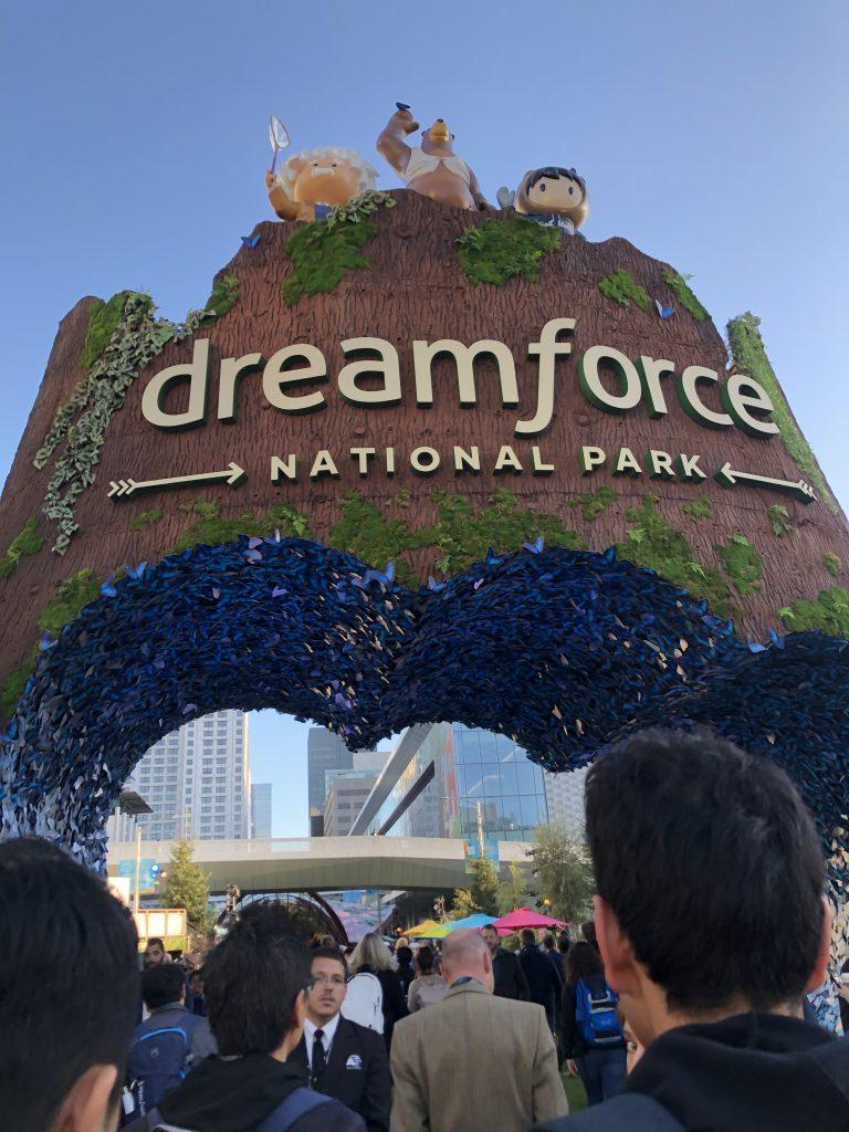 Dreamforce2019レポート オープニング