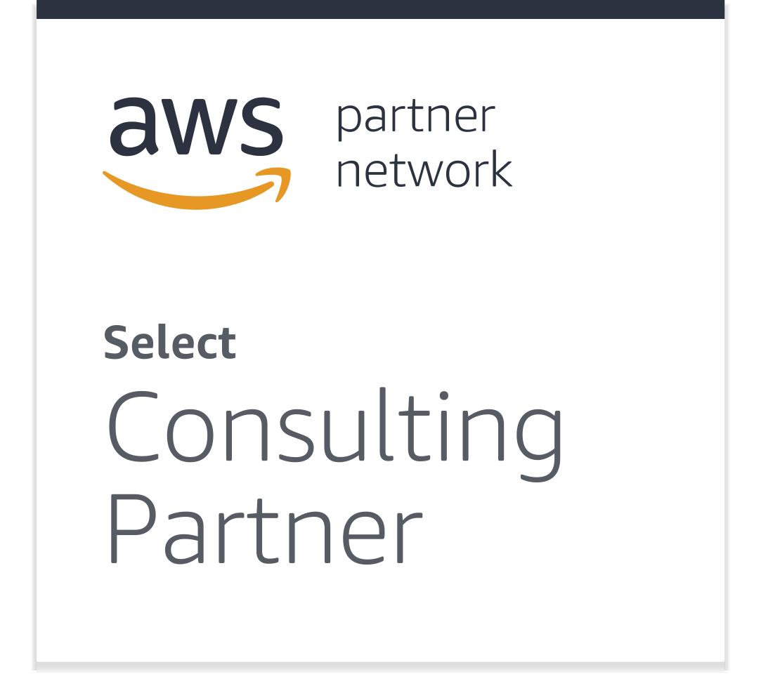 AWS APN セレクトコンサルティングパートナーに認定されました